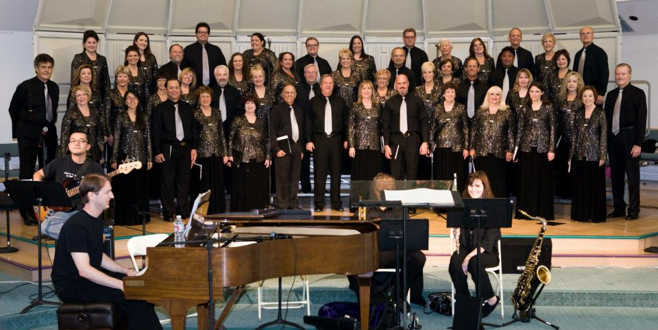 "PHOTO Caption: South Coast Singers to feature traditional and contemporary numbers in their holiday concert series ""Sleigh Bells Ring."" Courtesy photo"