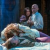 """Actors with the New Swan Shakespeare Festival portray the tragic end of """"Romeo and Juilet."""" Photo: Paul Kennedy"""