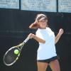 Junior Jacklyn Melkonian will be a key player on the Dana Hills girls tennis team in 2014. Photo: Steve Breazeale