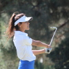 Dana Hills senior Tori Hummel and the girls golf team lost to rival San Clemente in their league opener. Photo: Steve Breazeale