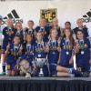 The CFA girls 13U team won their division at the Players Cup Tournament on Sept. 1. Courtesy photo