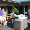 The Niguel Shores home of Jan and Dick Grabham is one of six on the 14th annual Dana Point Historical Society Home Tour, set for Sunday, Oct. 5. Photo: Andrea Swayne