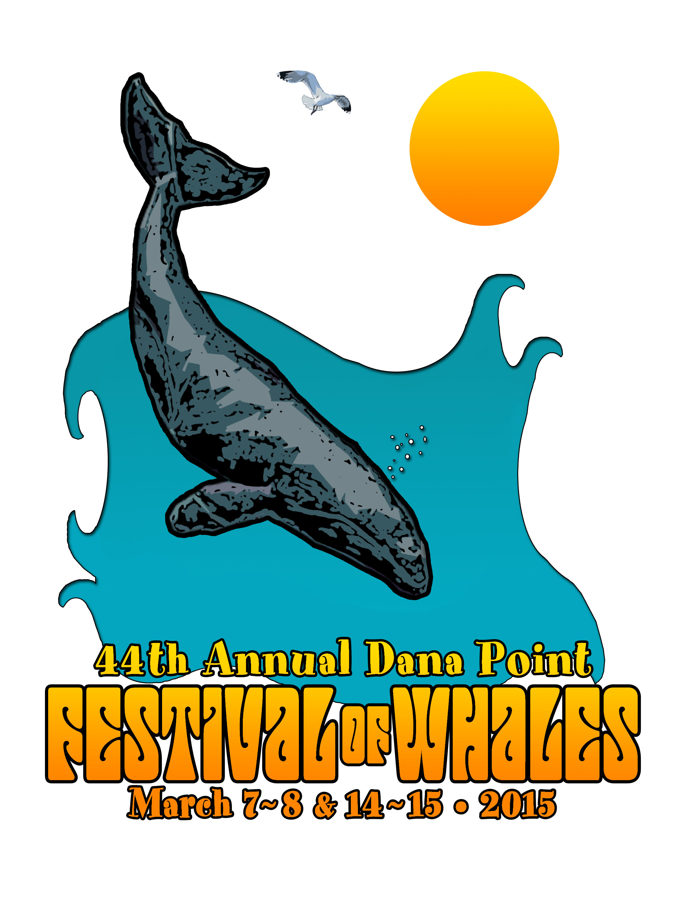 festival of whales logo design winner named | dana point times