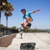 A skatepark initiative was discussed at the Oct. 20 meeting of the San Juan Capistrano Parks and Recreation Commission. The park shown here is Ralphs Skate Court in San Clemente. the skater is San Clemente resident Nathan Carabba. Photo: Sheri Crummer
