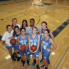 The Dana Hills girls basketball team will be under the guidance of first-year head coach Anne Honey in 2014. Photo: Steve Breazeale