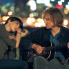 Anne Hathaway as Franny and Johnny Flynn as James in 'Song One.' Photo: Courtesy of The Film Arcade