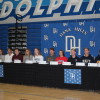 Dana Hills High School student-athletes took part in a signing day ceremony on campus on Feb. 4. Photo: Steve Breazeale