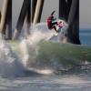 WSA event No. 7, Feb. 14-15, Huntington Beach Pier. Photo: Jack McDaniel