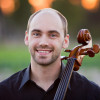 Christopher McCarthy, assistant principal cellist, Dana Point Symphony Orchestra. Photo: Courtesy of DPSO