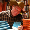 "Craig Johnson, the author of the ""Longmire"" series. Photo: Johnny Louis/jlnphotoraphy.com"