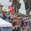 Doheny Wood, all-woodie car show, April 25 at Doheny State Beach. Photo: Alex Paris
