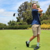 Dana Hills High School junior Clay Feagler will compete in the 2015 CIF-SCGA SoCal Golf Championships on May 28. Photo: Steve Breazeale