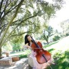Meet Coco Yanan Hu, principal cellist for the Dana Point Symphony Orchestra. Photo: Courtesy of DPSO