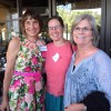 Julie Shields, Kat Quinn and Lisa Buchner were among attendees at the Friends of the Dana Point Library volunteer appreciation luncheon on April 29. Photo: Courtesy of Cubby Rayfield