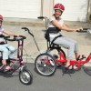 Children who have received tricycles from OC's Special Spokes will ride in the Dana Point Grand Prix of Cycling May 3. Photo: Courtesy