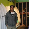 Timmy Patterson has moved T. Patterson Surfboards to Calle de los Molinos. Photo: Andrea Swayne