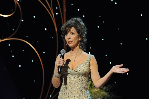 Rita Rudner is grand marshal for this year's Dana Point Festival of Whales Parade. Photo: Courtesy