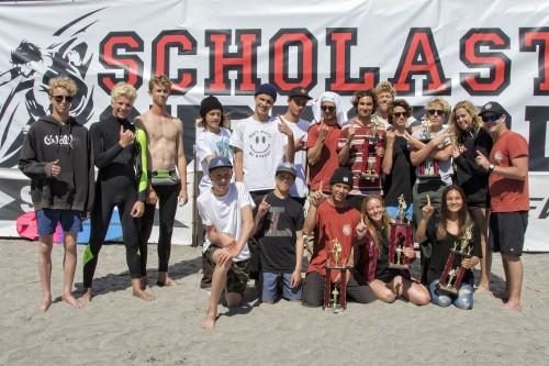 San Juan Hills High School took the SSS Section B state champions title. Photo: Sheri Crummer/SSS