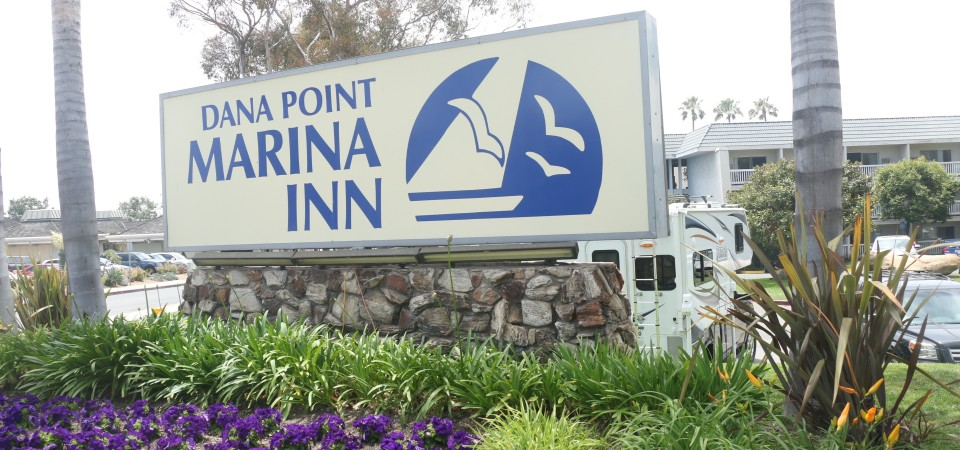 Audit data revealed the top users of an unauthorized discount program at the county-owned Dana Point Harbor Marina Inn. Photo: Eric Heinz