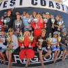 Winners at the NSSA West Coast Championships. Photo: Kurt Steinmetz