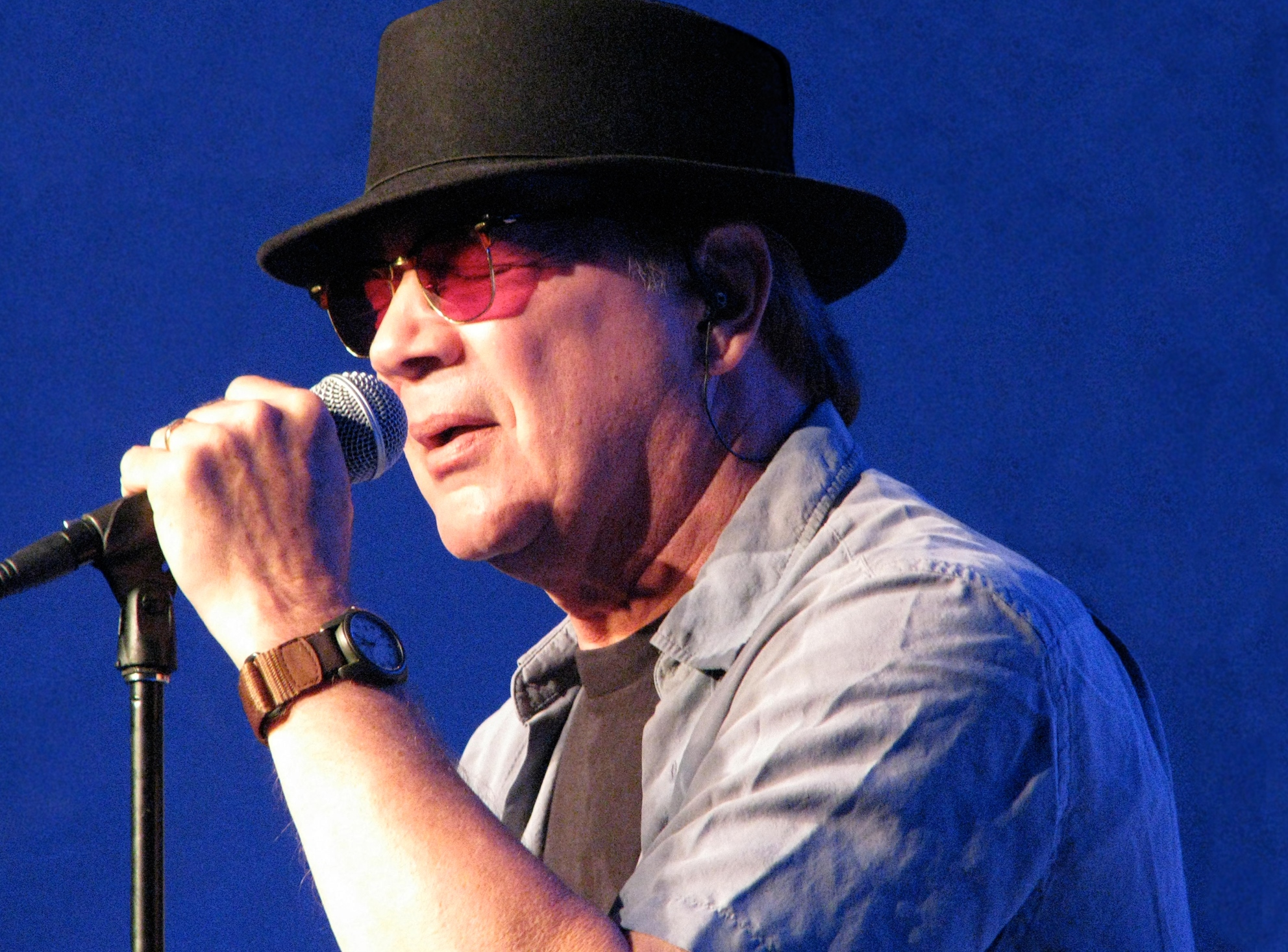 Caption: Mitch Ryder & The Detroit Wheels will perform at the Coach House on July 3. Photo: Courtesy