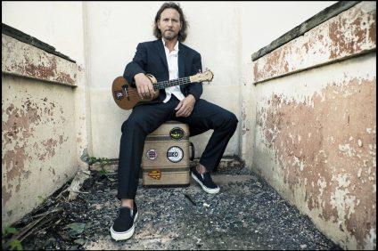 Eddie Vedder. Photo: Courtesy of A12 Entertainment