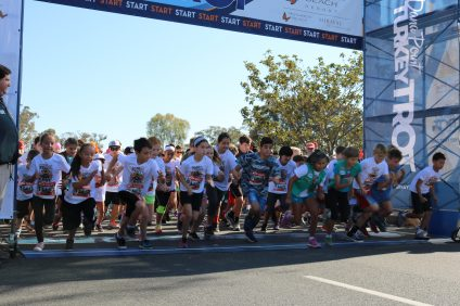 The 39th Annual Dana Point Turkey Trot took place on Thursday, Nov. 24. More than 10,000 runners participated in this year's event. Photo: Kristina Pritchett