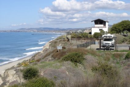 Viewing the San Clemente and Dana Point surf from on high inspires gratitude for the area's natural offerings. Photo: File.