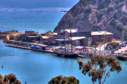 The Ocean Institute is located at 24200 Dana Point Harbor Drive, and has been in operation for nearly 40 years. Photo: Courtesy of the Ocean Institute