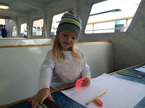 "The 2017 ""Art Lessons in the Wild"" program begins Jan. 21. Photo: Courtesy of Dana Wharf Sportfishing & Whale Watching"