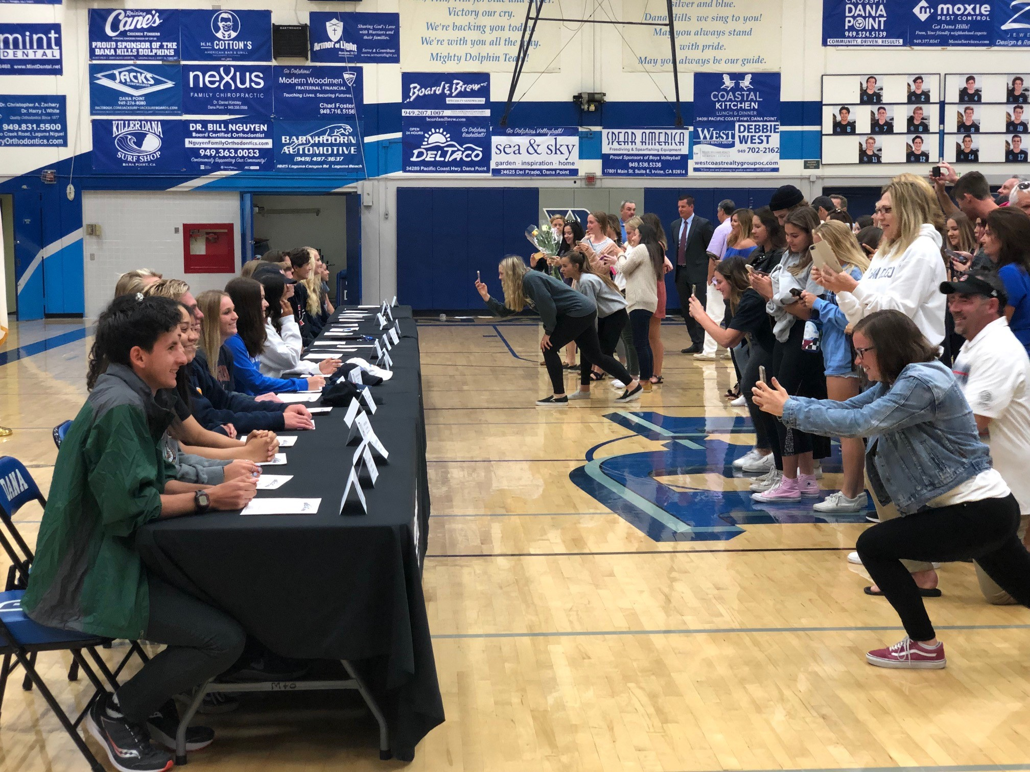 Signing Day 2 | Dana Point Times