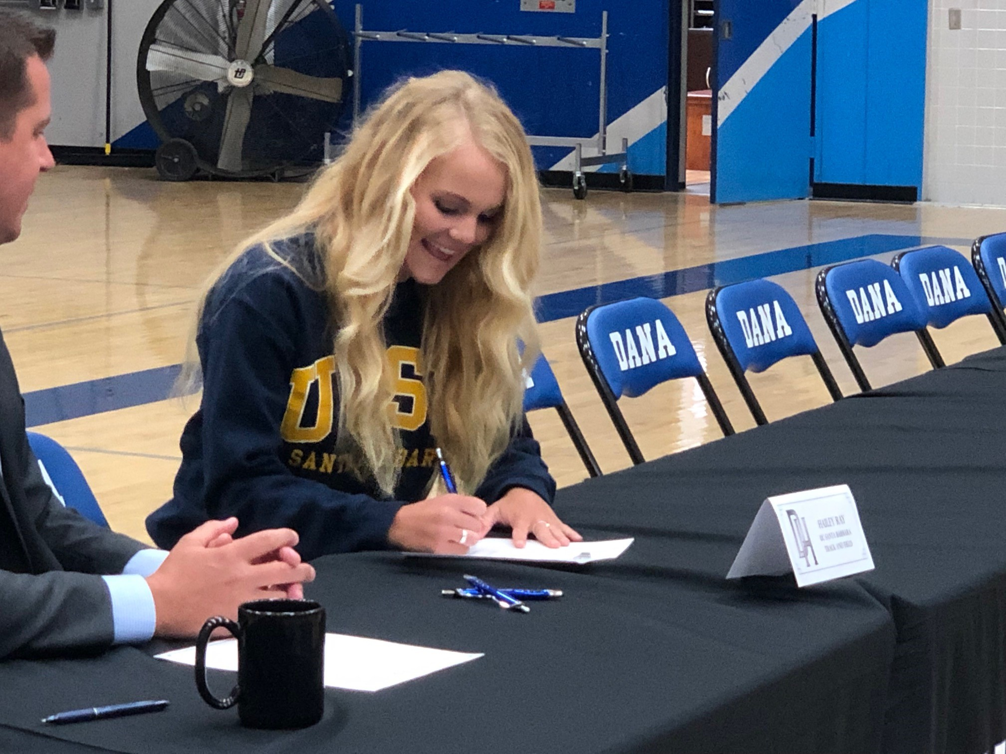 Signing Day 3