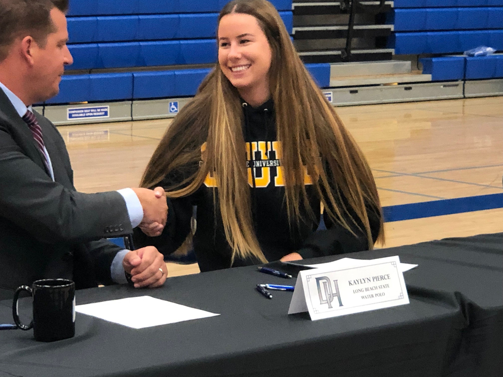 Signing Day 8